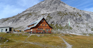 Göpping Hütte - Esther Kerber
