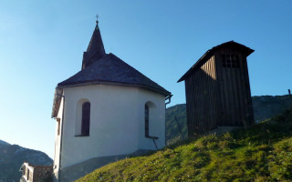 Kapelle in Lechleiten