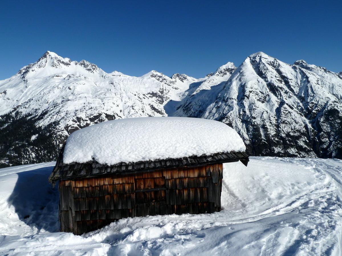 fotos von der skitour auf den h rlemannskopf lechtal. Black Bedroom Furniture Sets. Home Design Ideas