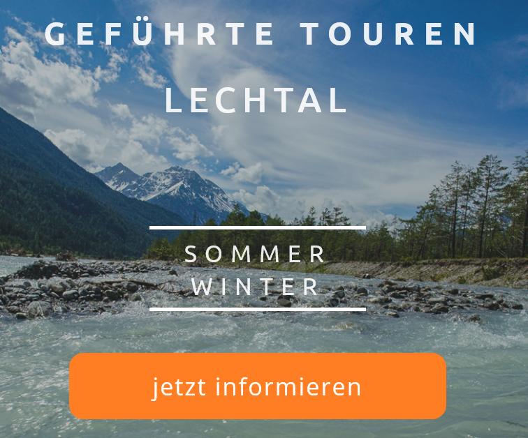 Wanderführer Lechtal
